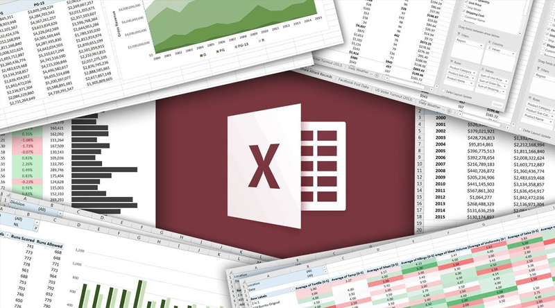 Microsoft Excel – Data Analysis with Excel Pivot Tables [Udemy]