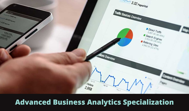 Advanced Business Analytics Specialization [Coursera]