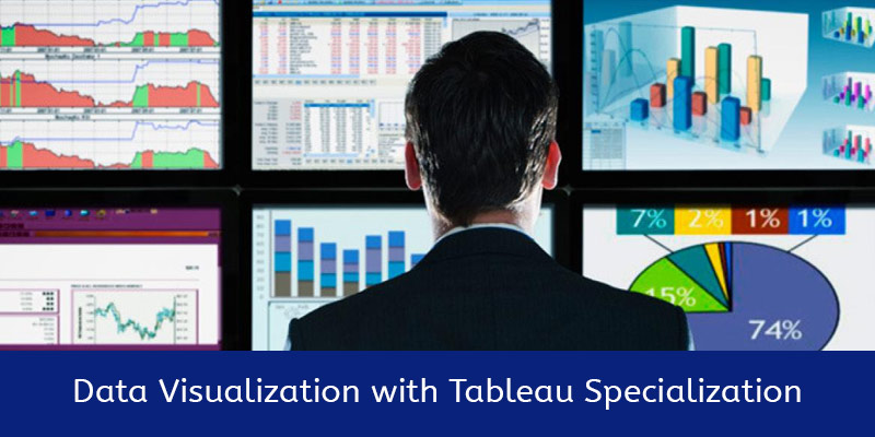 Data Visualization with Tableau Specialization By University of California [Coursera]