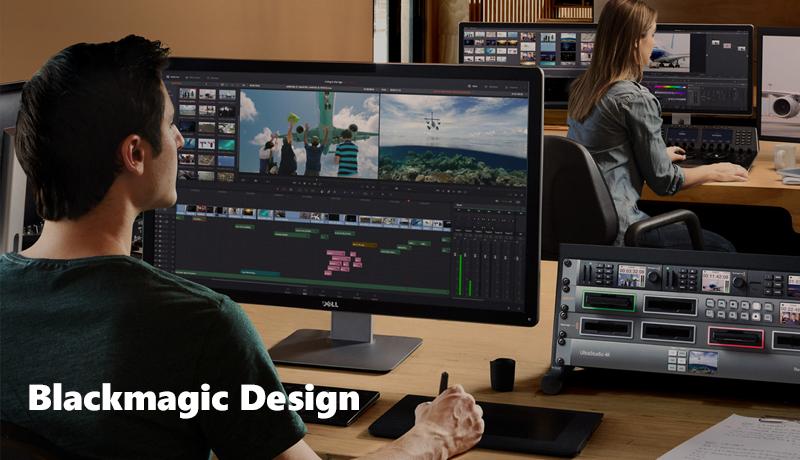 Blackmagic Design (BlackMagicDesign.com)