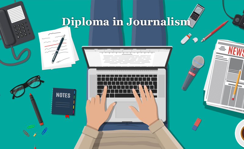 Diploma in Journalism – Revised 2018 [Alison]