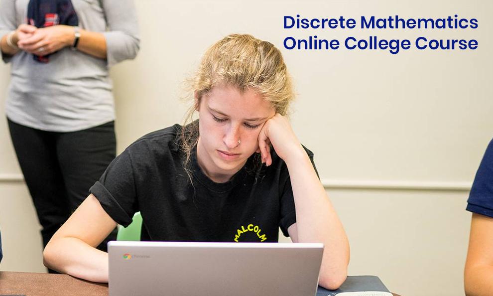 Discrete Mathematics Online College Course [University of North Dakota]