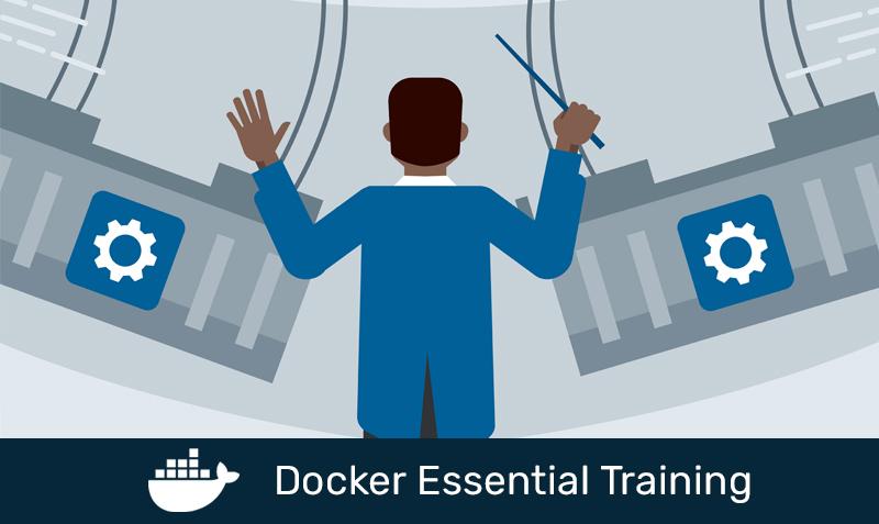 Docker Essential Training: 1 Installation and Configuration (LinkedIn)