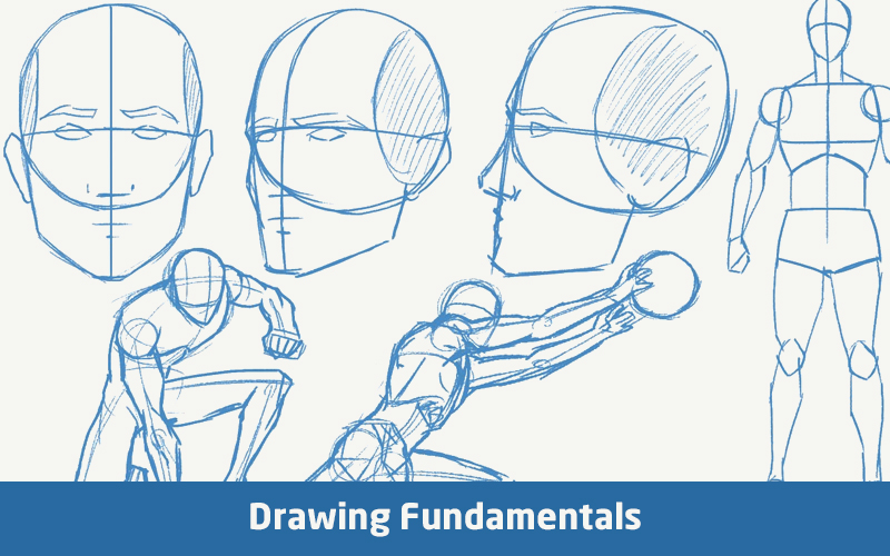 Drawing Fundamentals (Plural Sight)