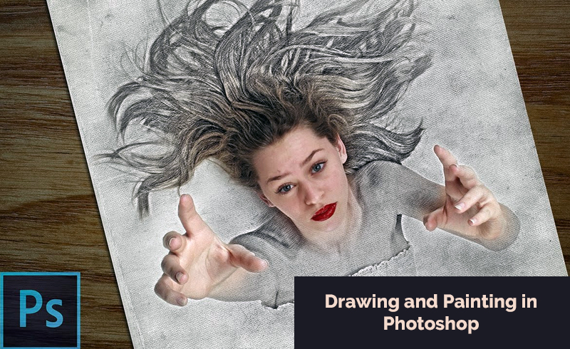 Drawing and Painting in Photoshop (Lynda)