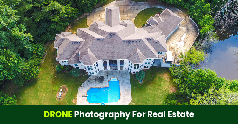 Drone Photography For Real Estate [Udemy]