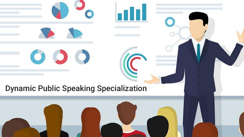 Dynamic Public Speaking Specialization By University of Washington [Coursera]
