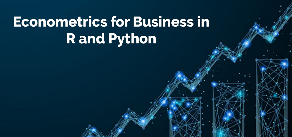 Econometrics for Business in R and Python [Udemy]