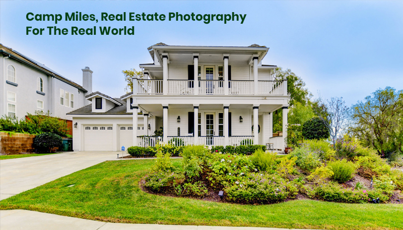 Camp Miles, Real Estate Photography For The Real World - Version 2.0[Darren Miles]