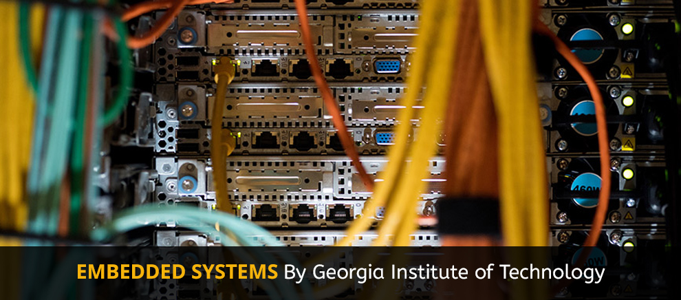Embedded Systems By Georgia Institute of Technology [Udacity]