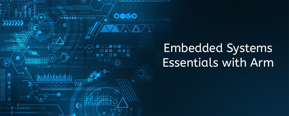 Embedded Systems Essentials with Arm: Getting Started [edX]