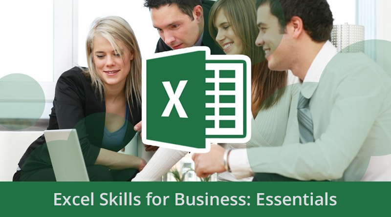 Excel Skills for Business: Essentials By Macquarie University [Coursera]