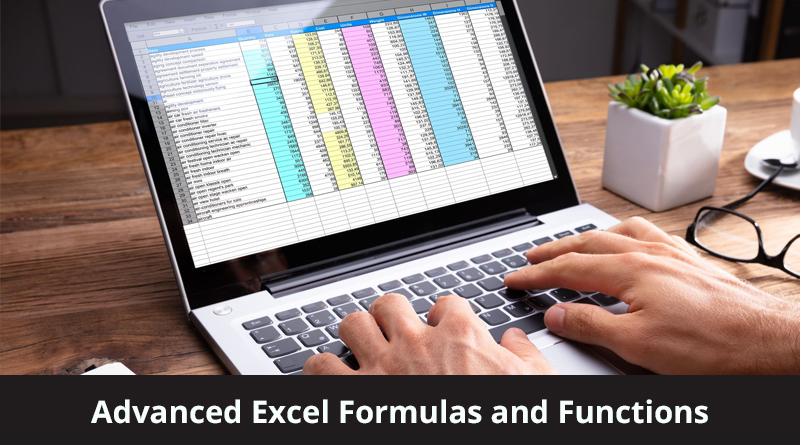 Microsoft Excel – Advanced Excel Formulas and Functions [Udemy]