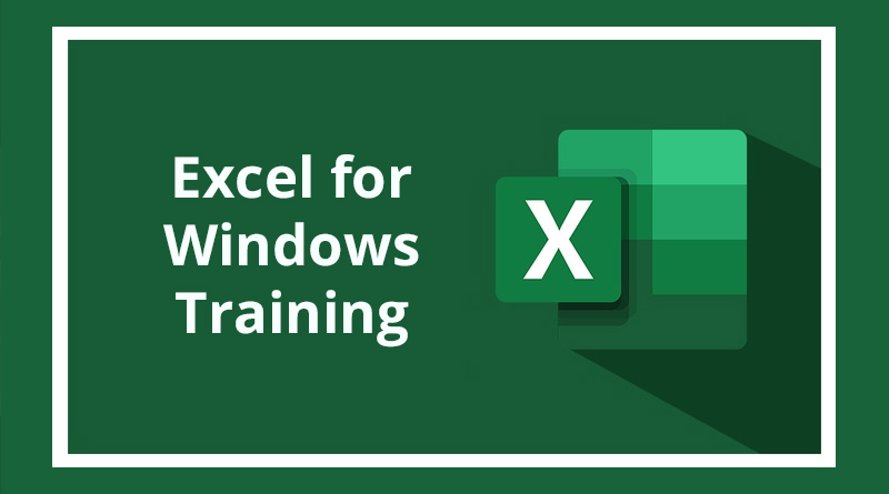 Excel for Windows Training [Microsoft Support]