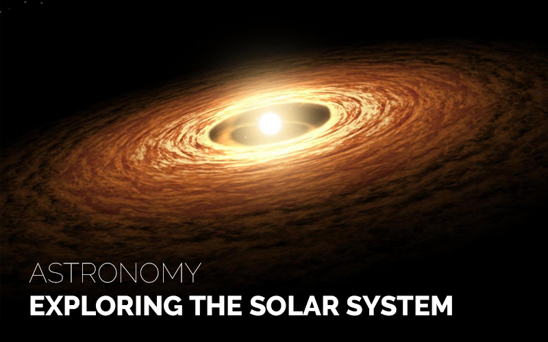 Astronomy: Exploring The Solar System (Udemy)
