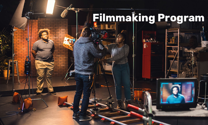 Filmmaking Program [Lights Film School]