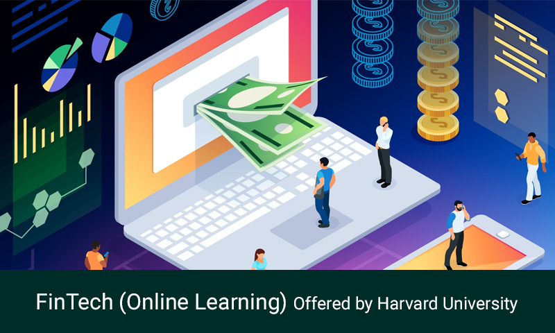 FinTechOffered by Harvard University (Online learning)
