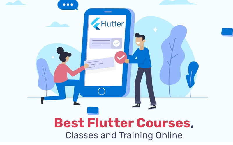 Best Flutter Courses, Classes and Training Online