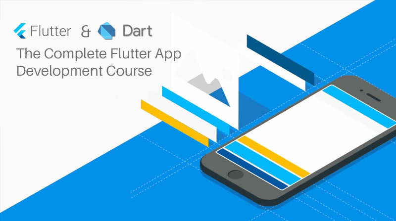 Flutter & Dart - The Complete Flutter App Development Course (Udemy)