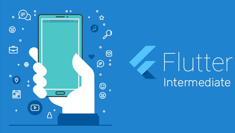 Flutter - Intermediate (Udemy)