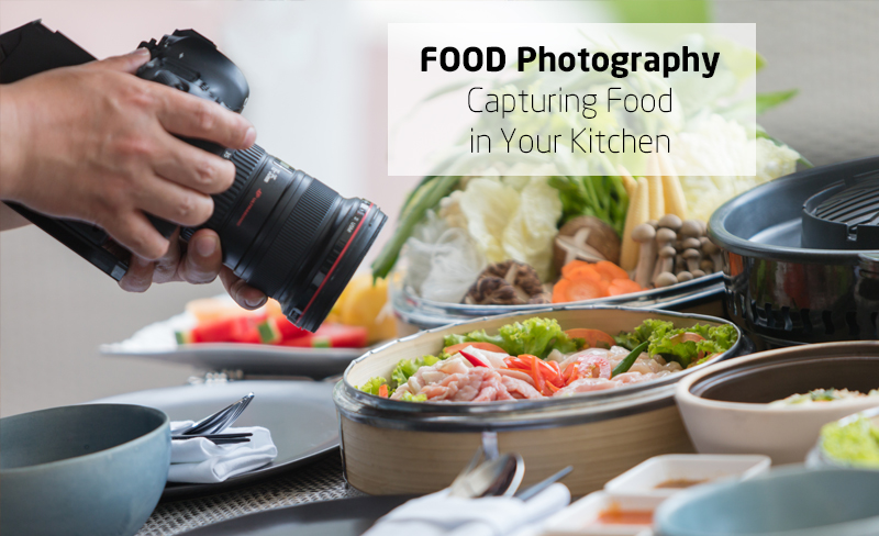 Food Photography: Capturing Food in Your Kitchen (Udemy)