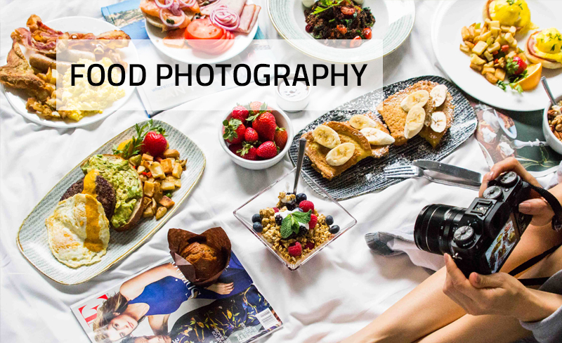 Food Photography (BluePrint)