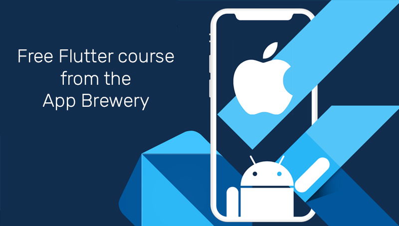Free Flutter course from the App Brewery (Flutter)