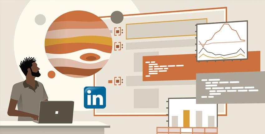 Front End Web Developer Learning Path on LinkedIn
