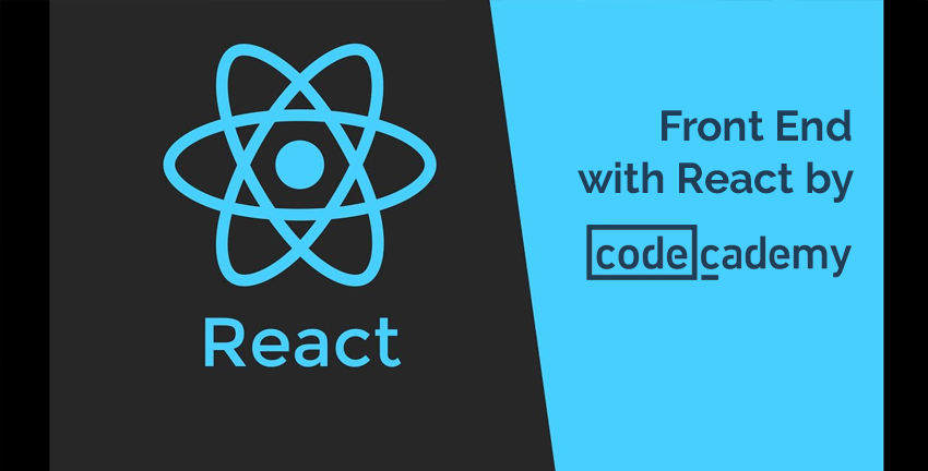 Front End with React by Codecademy