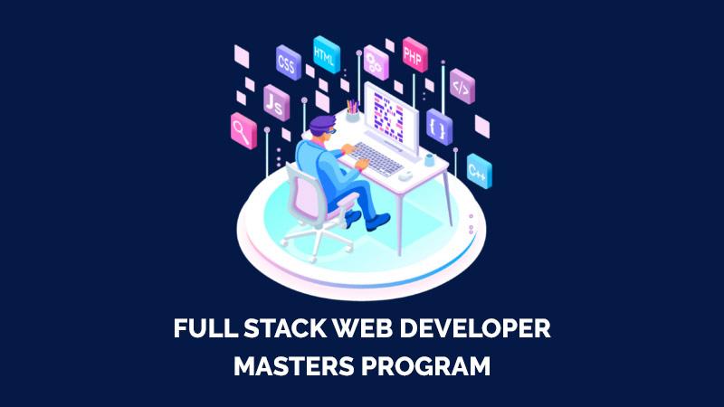 Full Stack Web Developer Masters Program [Edureka]