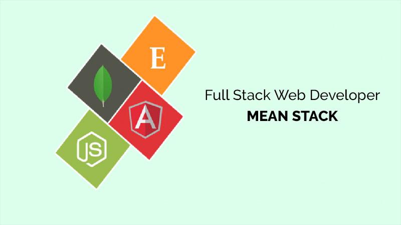Full Stack Web Developer - MEAN Stack [SimpliLearn]