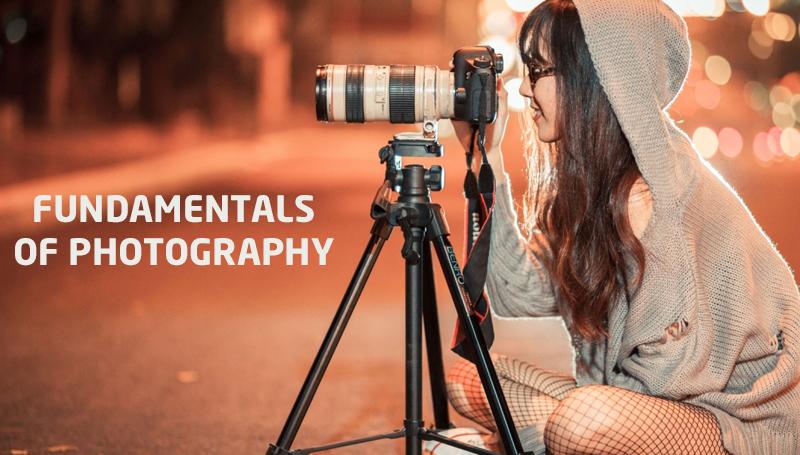 Fundamentals of Photography - Creative Live