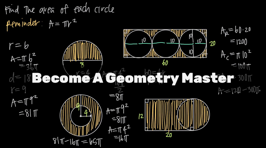 Become a Geometry Master [Udemy]