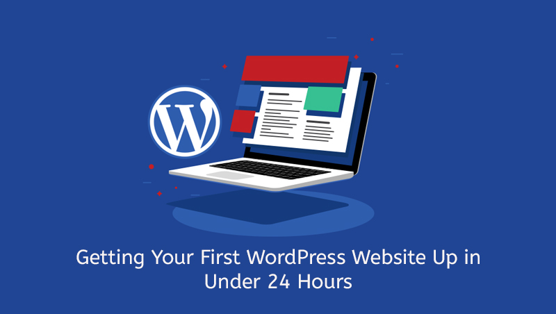 Getting Your First WordPress Website Up in Under 24 Hours (Plural Sight)