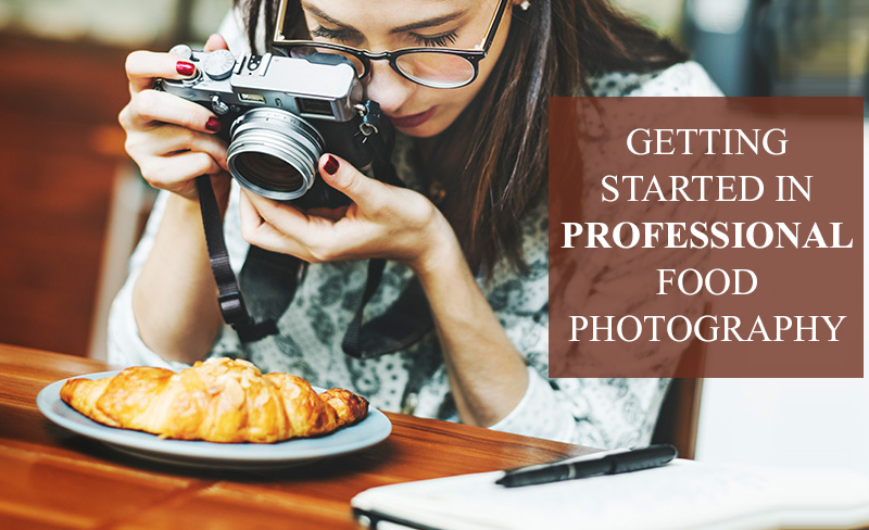 Getting Started in Professional Food Photography (CreativeLive)