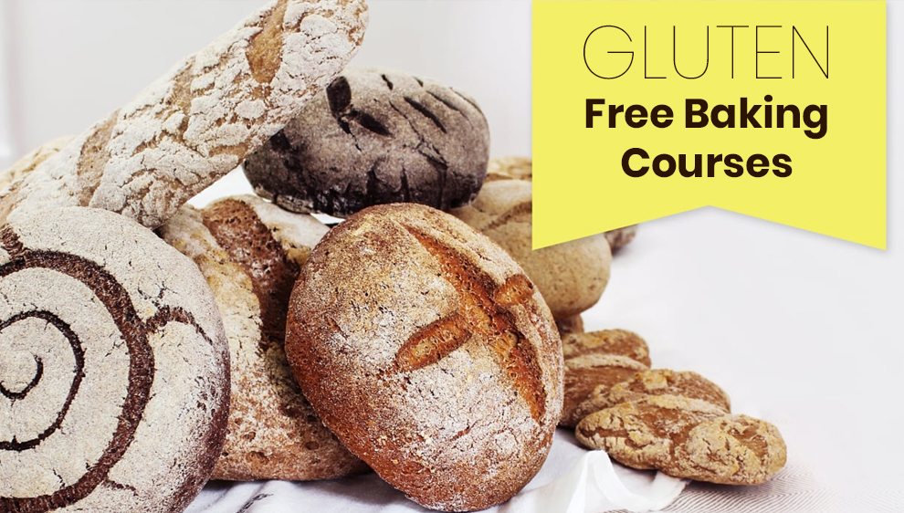 Gluten-Free Baking Courses - Gluten-Free Baking Academy