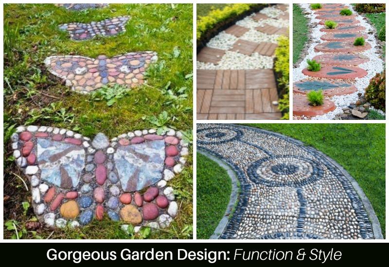 Gorgeous Garden Design: Function & Style [Bluprint]