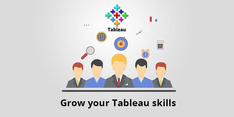 Grow your Tableau skills [Pluralsight]
