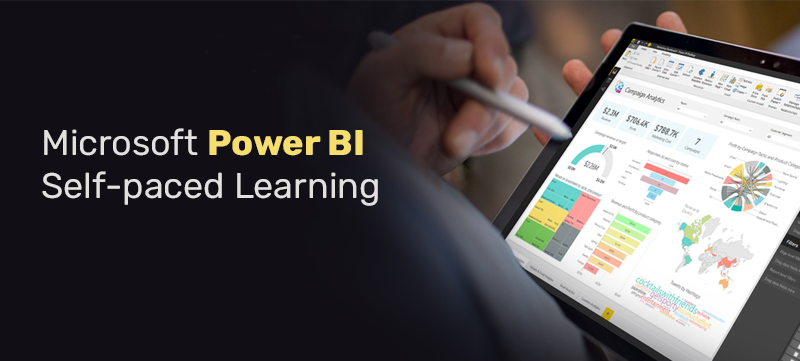 Microsoft Power BI Self-paced Learning (Microsoft)