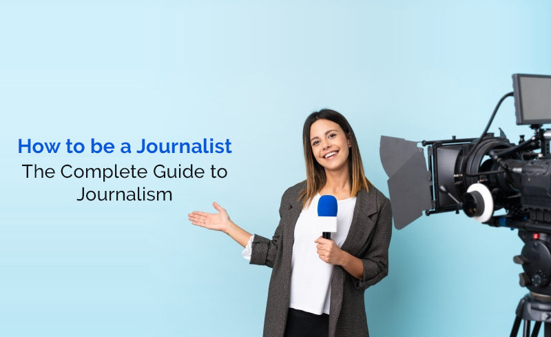How to be a Journalist – The Complete Guide to Journalism [Udemy]