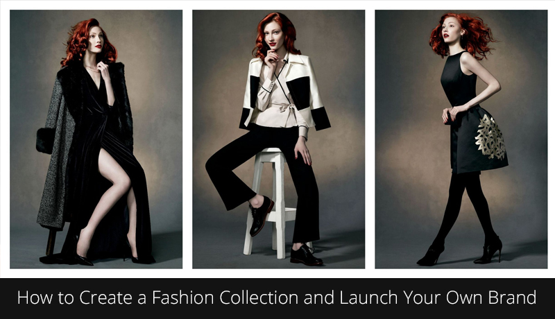 How to Create a Fashion Collection and Launch Your Own Brand [Udemy]