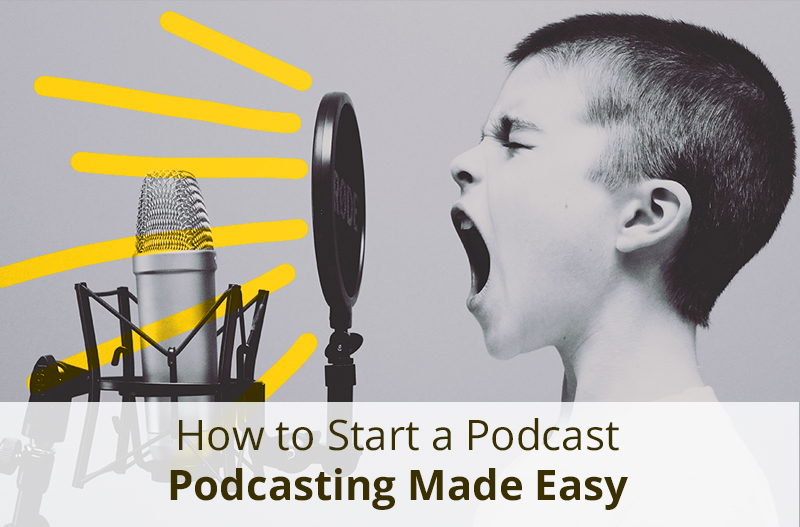 How to Start a Podcast - Podcasting Made Easy [Udemy]