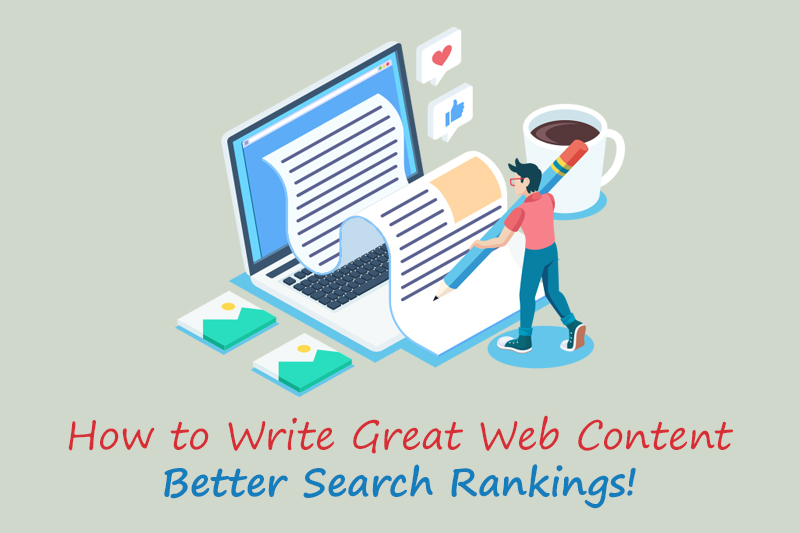 How to Write Great Web Content - Better Search Rankings! [Udemy]