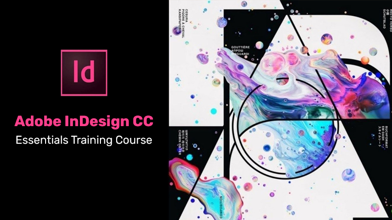 Adobe InDesign CC - Essentials Training Course (Udemy)