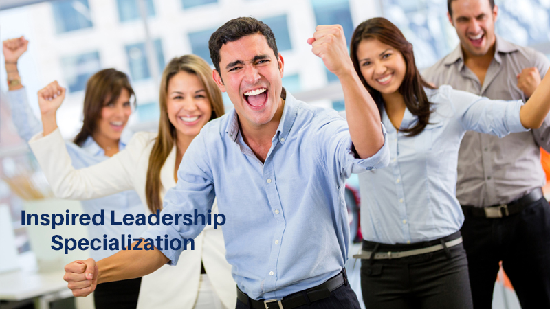 Inspired Leadership Specialization By Case Western Reserve University [Coursera]