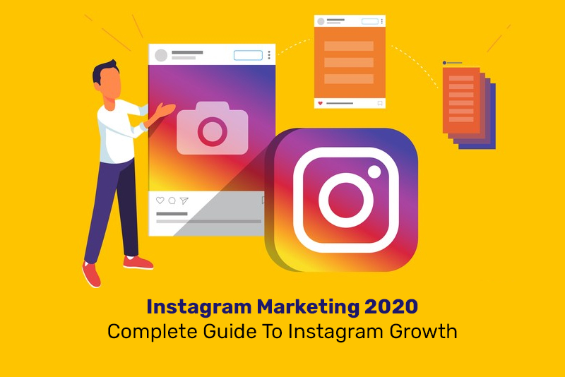 Instagram Marketing 2020: Complete Guide To Instagram Growth (Udemy)