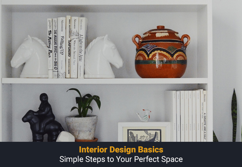 Interior Design Basics: Simple Steps to Your Perfect Space [SkillShare]