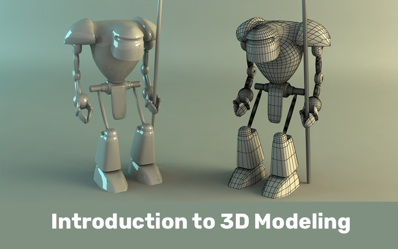 Introduction to 3D Modeling (CG Spectrum)
