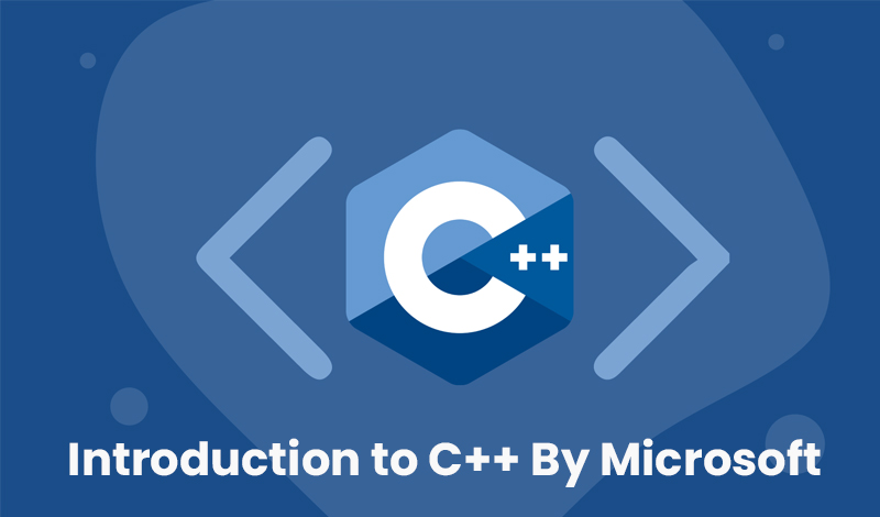 Introduction to C++ By Microsoft