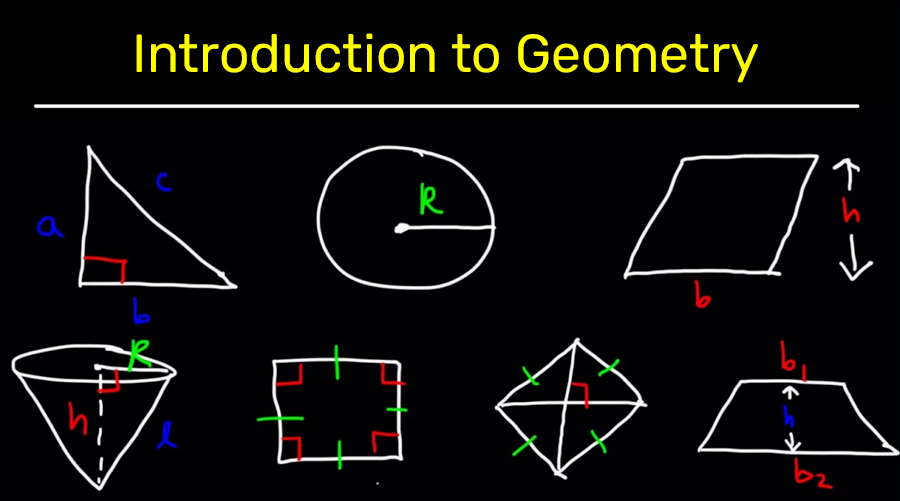 Introduction to Geometry [edX]